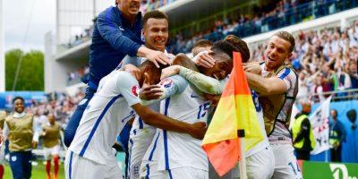 Inglaterra cumplió su labor y venció en su grupo Foto:Getty Images