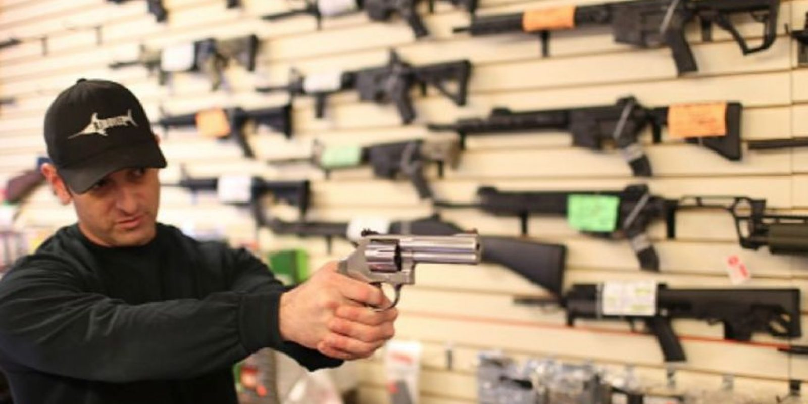 Pero entre 2007 y 2013 se reportaron 16.4 tiroteos masivos en promedio cada año. Foto:Getty Images
