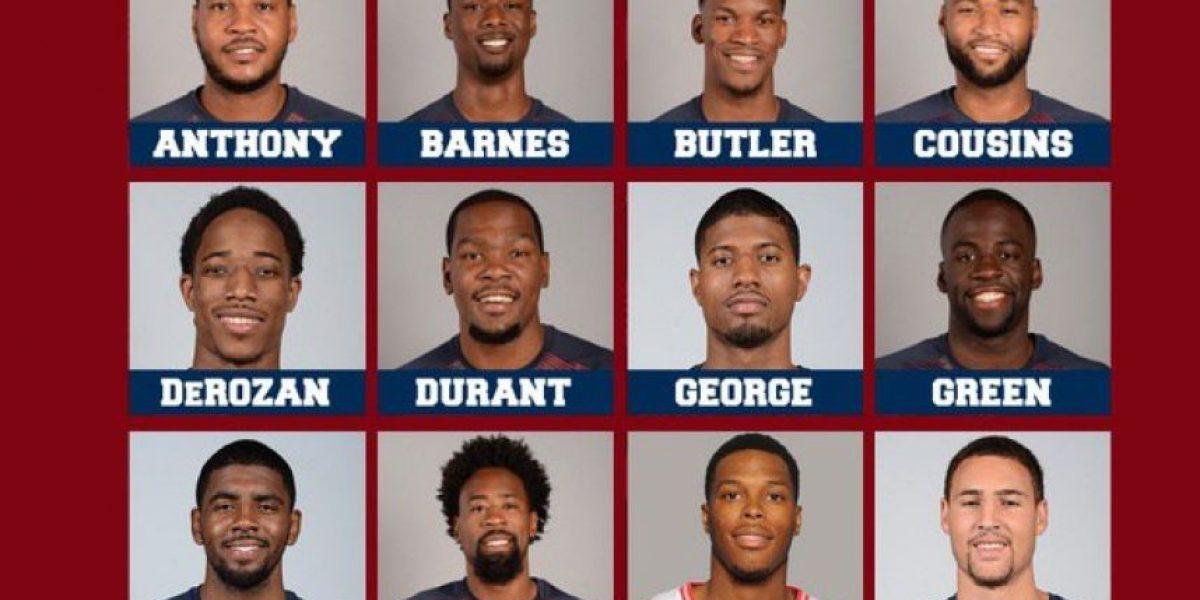 USA Basketball anuncia equipo para Juegos Olímpicos de Río 2016