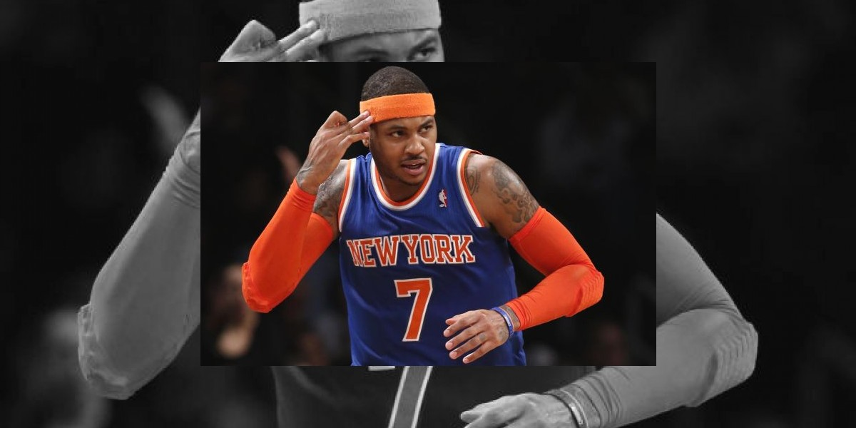 Carmelo Anthony: 1er jugador por EE.UU en disputar cuatro veces los JJ.OO