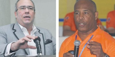 Tony Mesa apoya plan nacional educación física