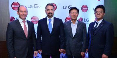 LG & Claro estrenan el G5SE