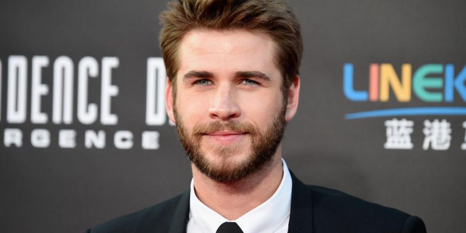 """Liam Hemsworth: """"Si alguna vez tengo la oportunidad, sí, me encantaría. Me fascina el espacio"""". Foto:Fuente Externa"""