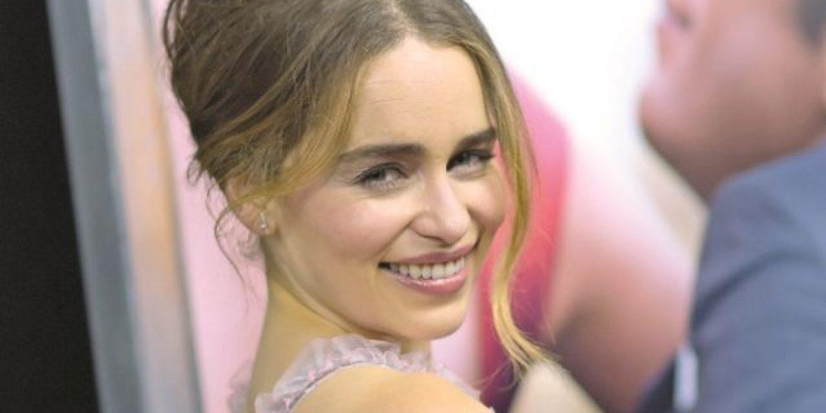 Emilia Clarke disfruta su libertad