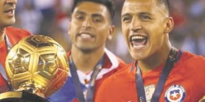 """Alexis, el mejor: """"Ganar dos finales a Argentina no pasa todos los días"""""""