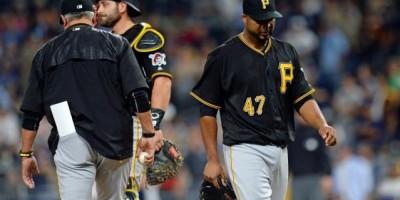 Dodgers atacan a Francisco Liriano para vencer a los Piratas