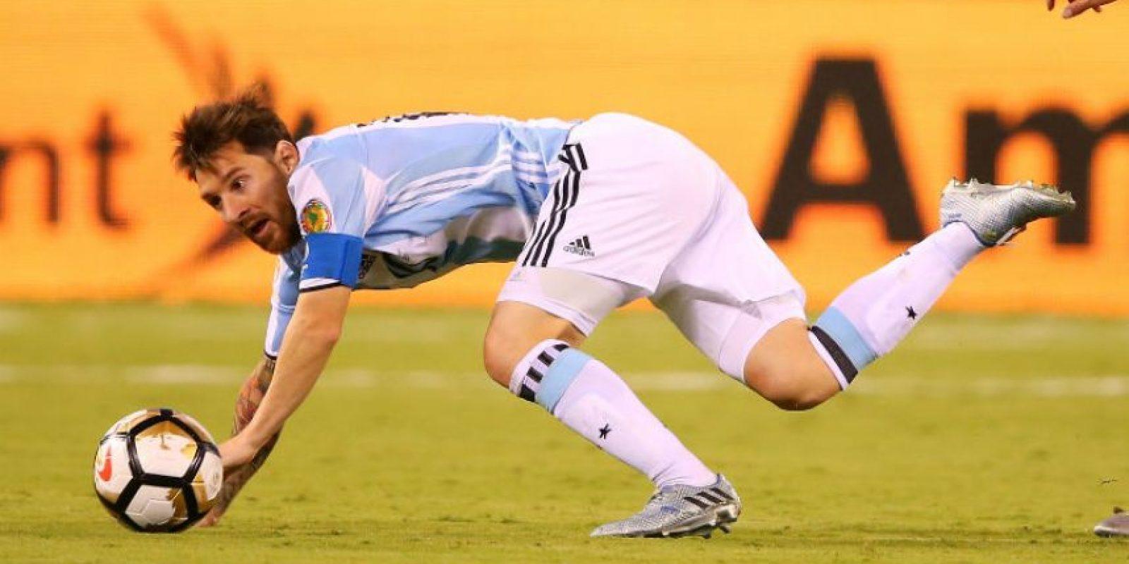 """Los argentinos se unen para que """"Leo"""" recapacite Foto:Getty Images"""