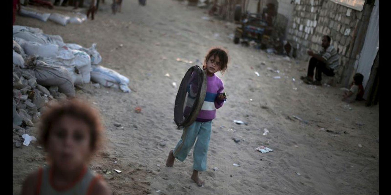 Unicef lanza tremenda alerta contra la discriminación, la desigualdad y la pobreza infantil. Foto:AP
