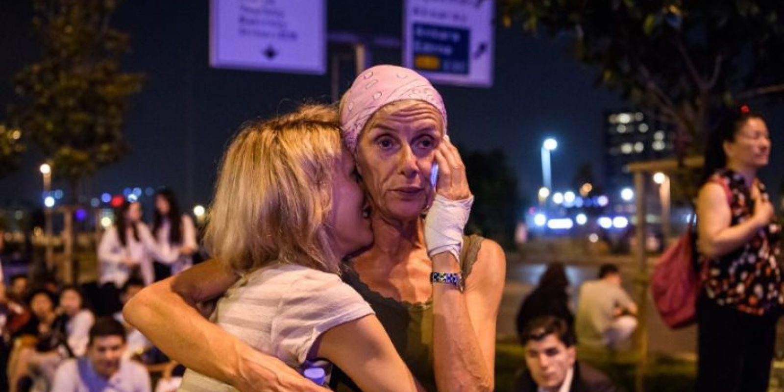 109 ya fueron dados de alta Foto:AFP