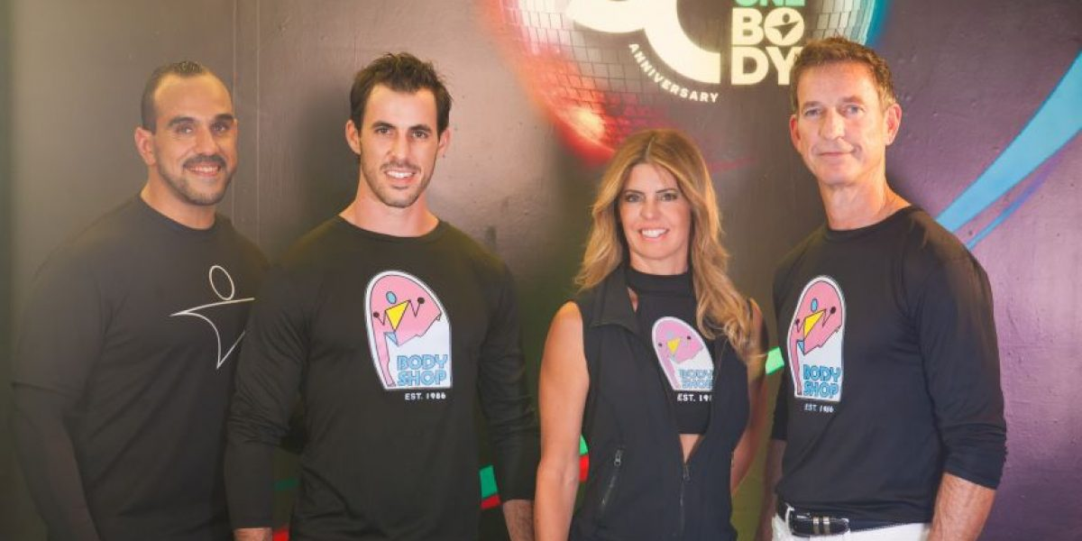 Body Shop celebra su 30 aniversario