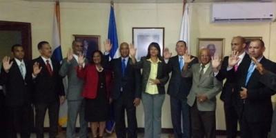 Juramentan nueva directiva del Instituto de Contadores Públicos