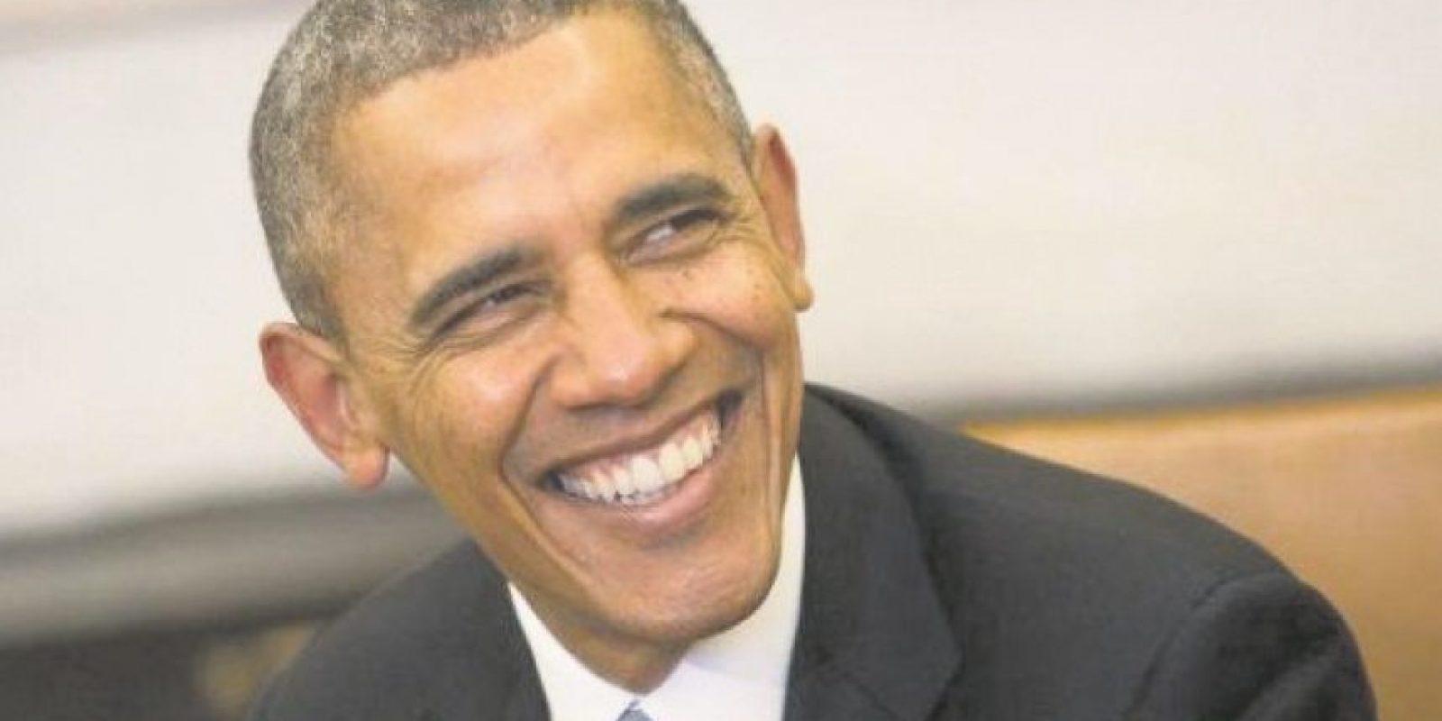 Barack Obama: Transformó la manera de hacer política. Humanizó la figura presidencial, a pesar de que su comportamiento estaba fuera de los estándares de un político. Foto:Fuente externa