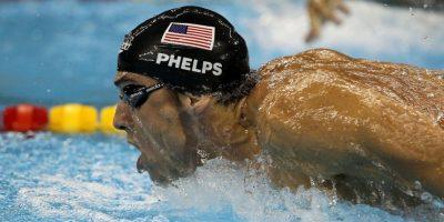 7- Michael Phelps. Es el deportista que más medallas ha conquistado en la historia de los Juegos Olímpicos, con un total de 22, de las cuales 18 son de oro –cantidad récord de este metal para un atleta–, dos de plata y dos de bronce. En los Juegos de Pekin 2008 conquistó ocho preseas doradas, siendo esta la mayor cantidad para un atleta en una sola edición. Su versatilidad y cuerpo idóneo para la natación lo convirtió en un ícono en este deporte, y muy a pesar de los escándalos en su vida personal fuera de competencia, la creencia de que siempre podrá ganar están puestas sobre su espalda. Foto:Fuente externa