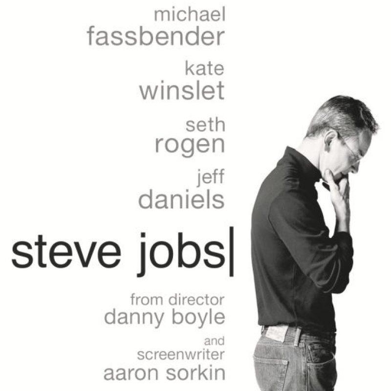 2- Steve Jobs: Se adentra en el backstage de la vida profesional y emocional de Steve Jobs en tres lanzamientos de productos emblemáticos de Apple. Jobs lidia además de con los aspectos de su faceta pública, con sus relaciones personales. Foto:Fuente externa