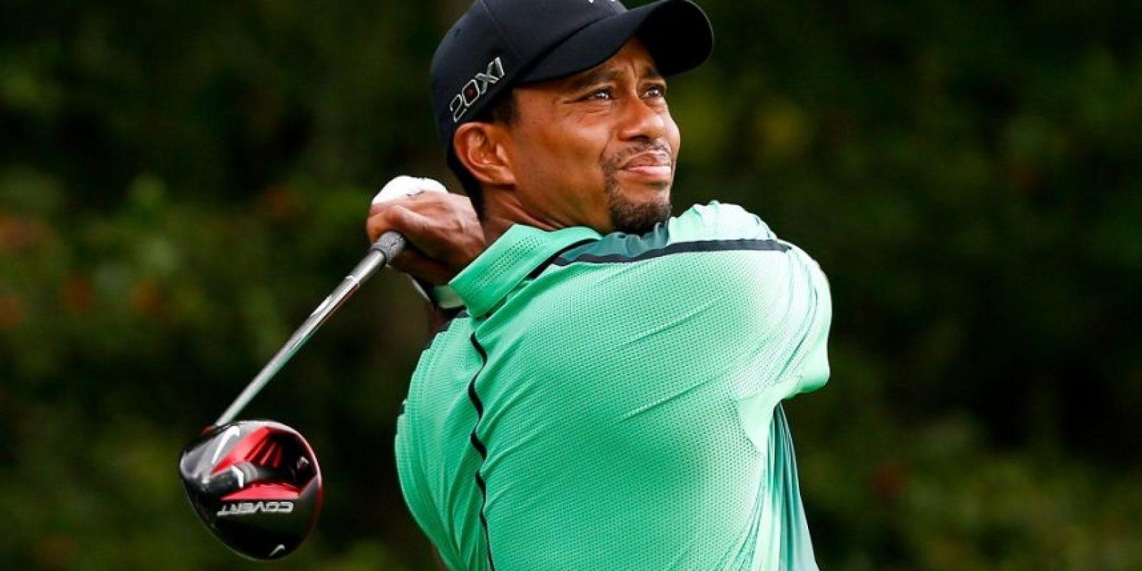 6- Tiger Woods. Ganador de 14 torneos mayores (cuatro ocasiones campeón de la PGA, cuatro veces del Master de Augusta, tres del Abierto de Estados Unidos y tres del Abierto Británico). A pesar de no conquistar ningún torneo de importancia desde 2008, Woods es considerado uno de los mejores golfistas en la historia de este deporte. El antiguo número uno del mundo sigue generando expectativas entre sus seguidores en cada torneo que participa. Foto:Fuente externa