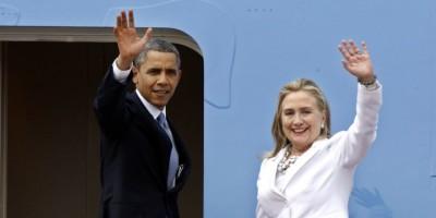 Hillary Clinton y Barack Obama harán campaña juntos