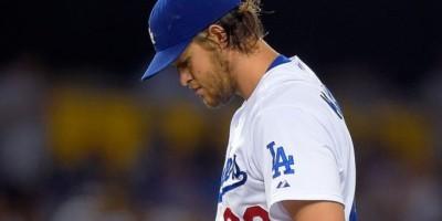 Kershaw, el as de los Dodgers, lesionado por 15 días
