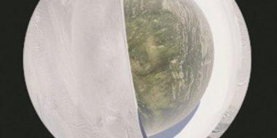 Luna de Saturno, el mejor lugar para encontrar vida