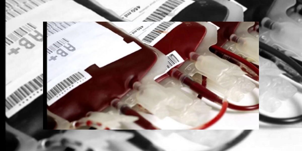 Promueven donación voluntaria de sangre