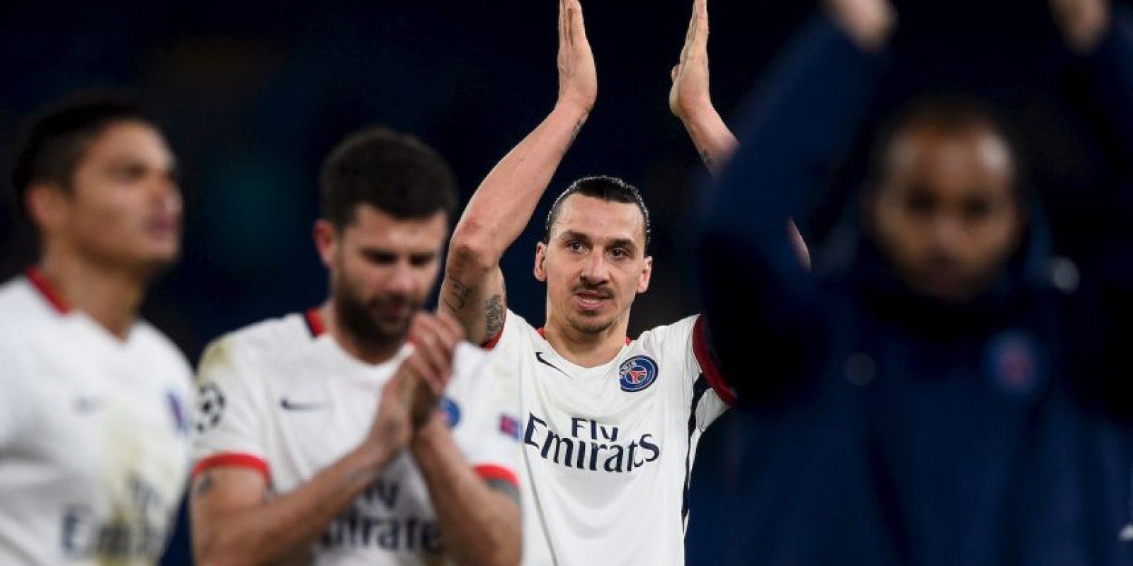 Zlatan Ibrahimovic reveló en sus redes sociales que Manchester United será su nueva casa Foto:Getty Images