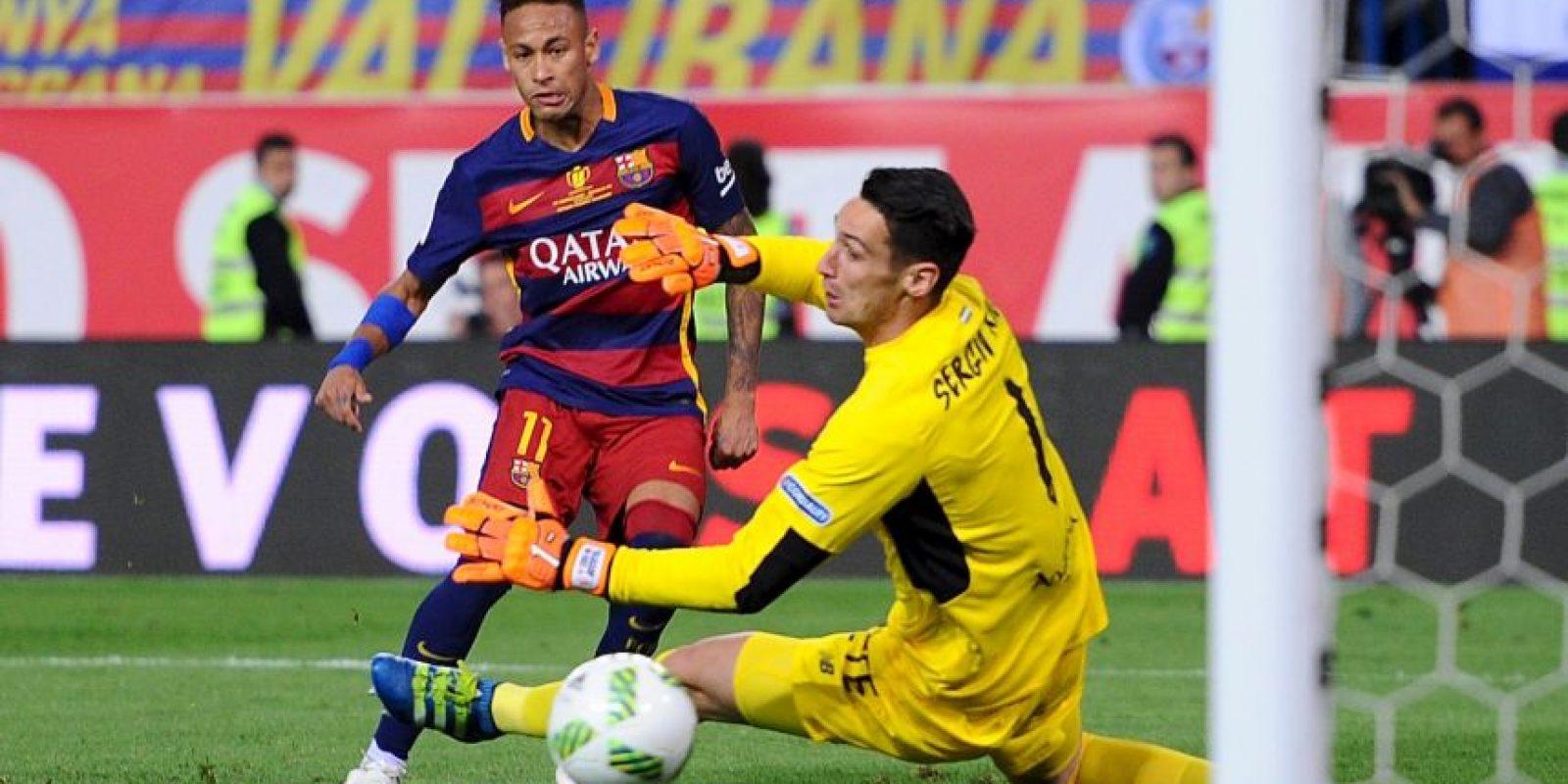 Neymar se encuentra en plena preparación para los Juegos Olímpicos de Rio de Janeiro Foto:Getty Images