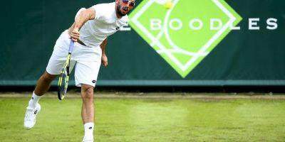 Ocupa el puesto 27 de la clasificación mundial de la ATP Foto:Getty Images