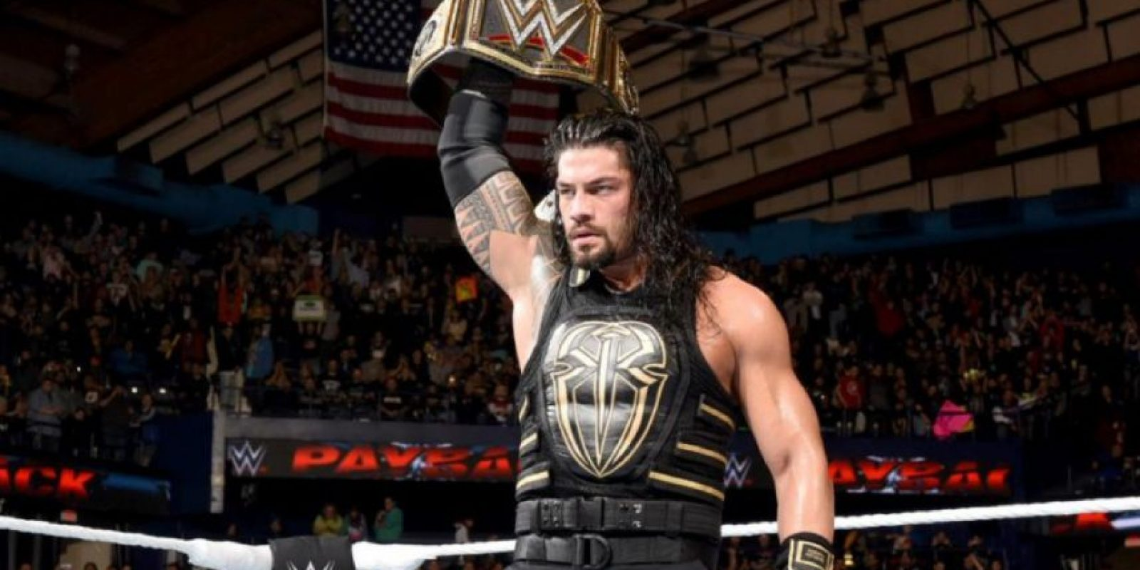 """Peligra su participación en """"Battleground"""" Foto:WWE"""