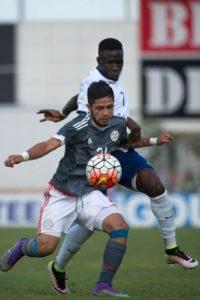 Además fue seleccionado en las juveniles de Paraguay Foto:Getty Images