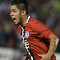 Sergio Díaz juega de delantero Foto:Getty Images