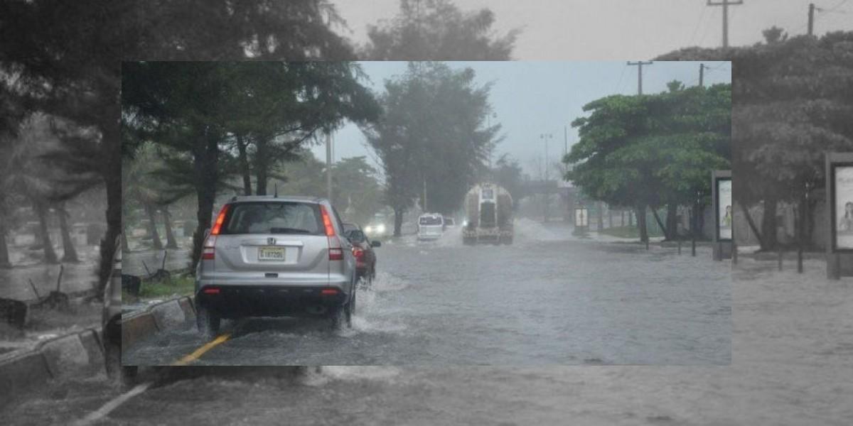 La Onamet anuncia lluvias por cercanía de onda tropical