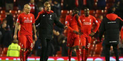 El defensor está a un paso de irse de Liverpool y a juzgar por su posteo, las relaciones con su técnico no eran de las mejores Foto:Getty Images