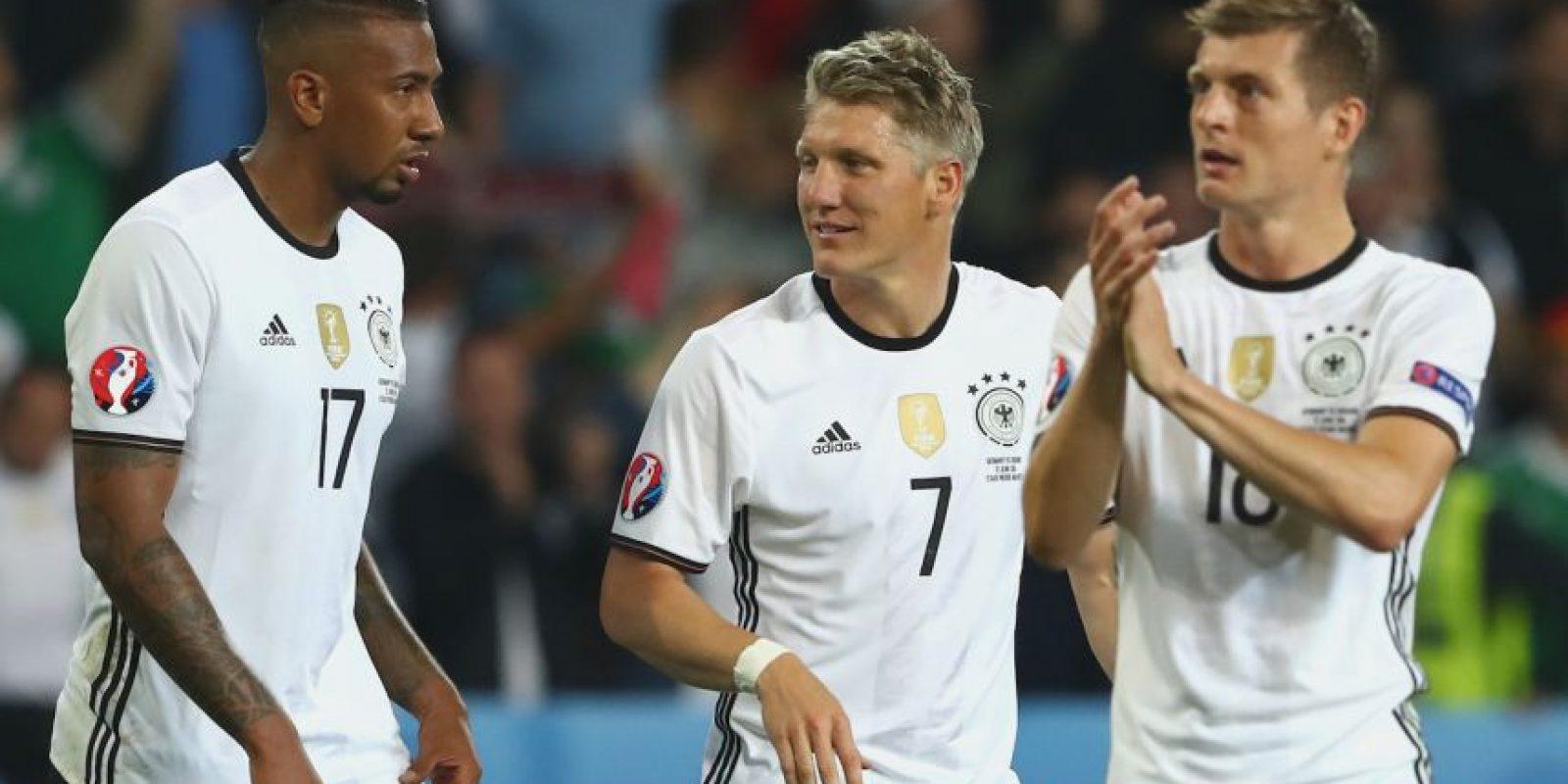 Alemania es el máximo candidato para llevarse el torneo continental Foto:Getty Images