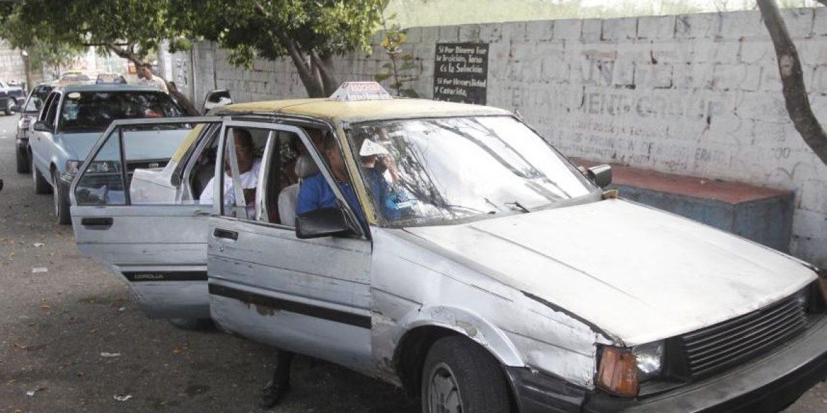 Choferes de San Isidro no respaldan llamado a paro para este lunes
