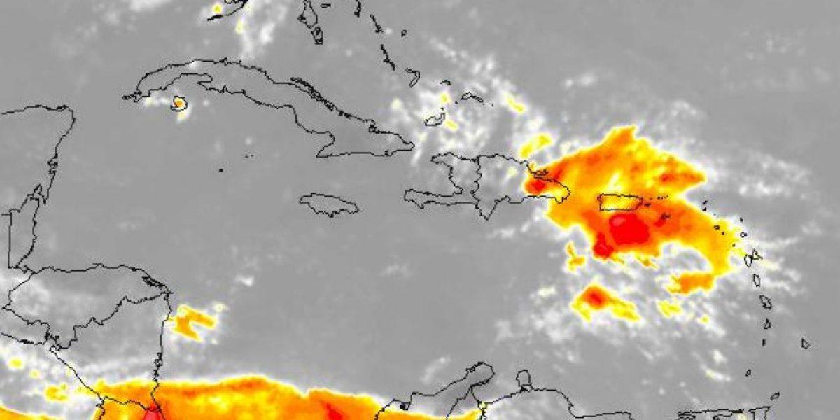 Onda tropical al sur de Puerto Rico seguirá provocando aguaceros sobre RD
