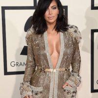 Ella es una de las famosas que impacta sin llevar brasier Foto:Getty Images