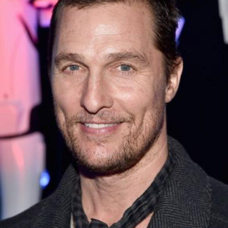 Es actor y productor de cine y televisión. Foto:Getty Images