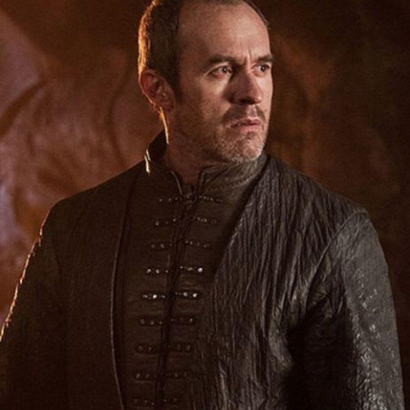 Stannis Baratheon en la temporada 2 Foto:Vía HBO