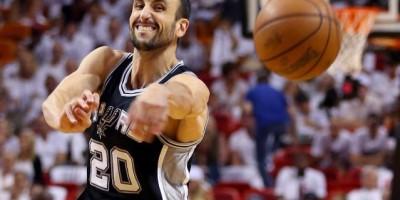 Manu Ginóbili ha decidido continuar jugando en la NBA
