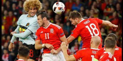 Gales, cuya única participación en una fase final de un gran torneo había sido el Mundial de Suecia-58, donde cayó en cuartos de final y terminó sexto, superó aquel momento histórico de su fútbol. Foto:AP