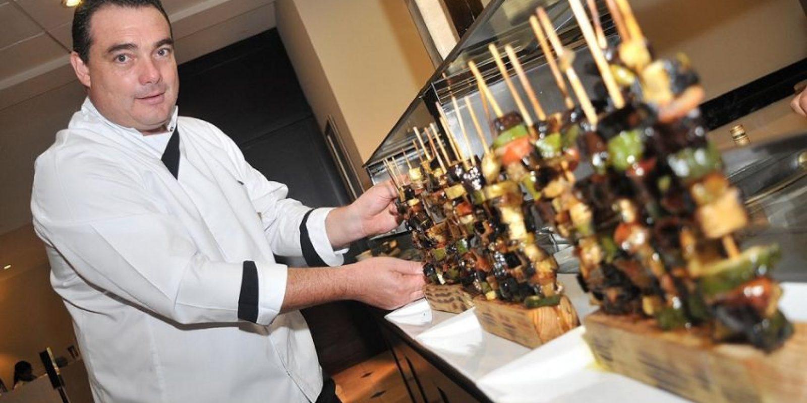 El Chef uruguayo Marcos Fabián Ghigliano. Foto: Fuente externa