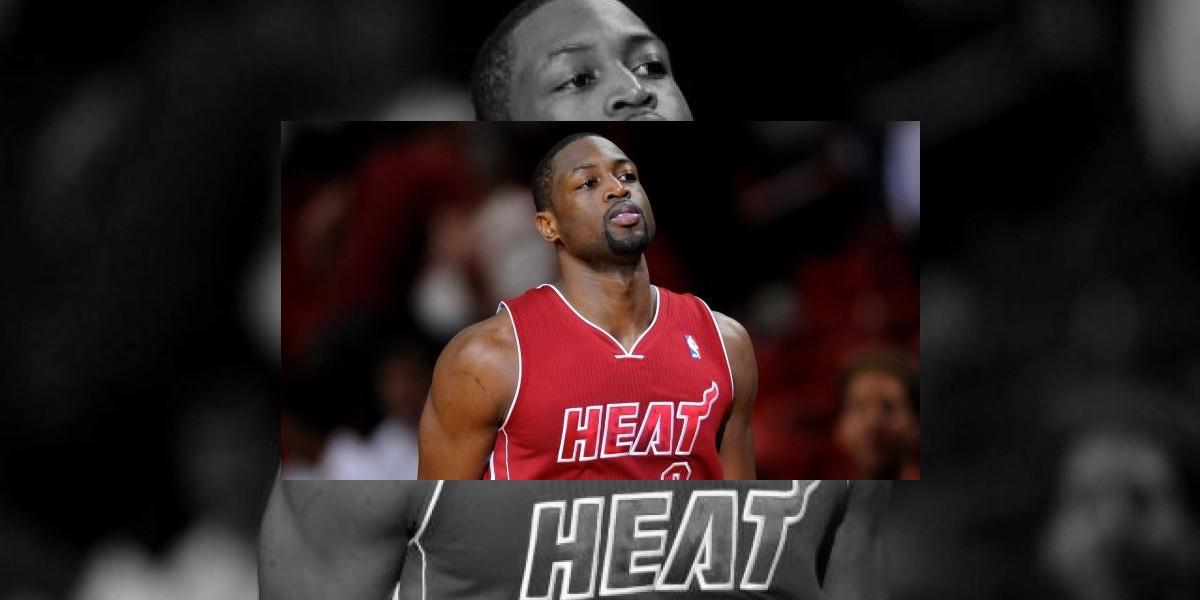 La oferta de los Miami Heat por 40 millones no convence a Dwyane Wade