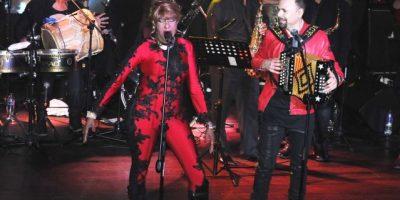 Una soberana noche de prodigioso merengue en Hard Rock