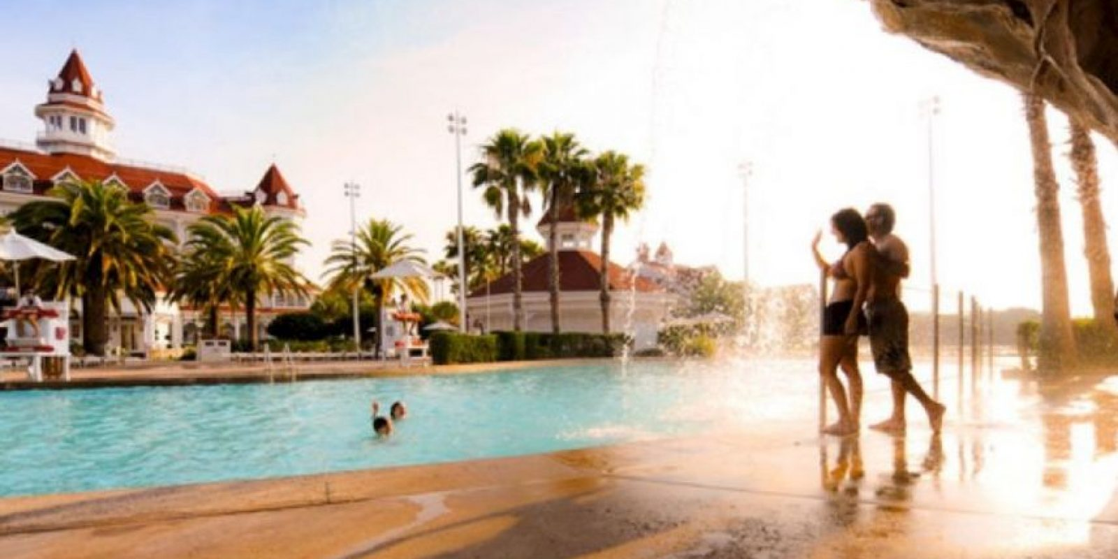 Está en las inmediaciones de Disney World, en Florida Foto: Disneyworld.disney.go.com