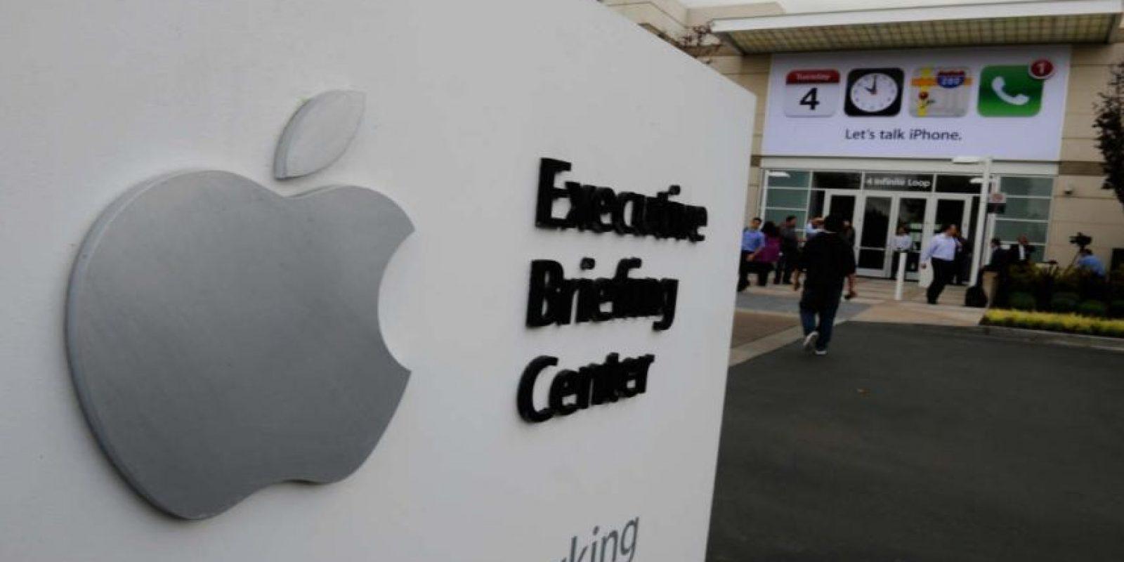 Apple cuenta con su propio servicio de música. Foto:Getty Images