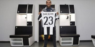 Dani Alves dejó Barcelona para irse a Juventus Foto:Sitio web Juventus