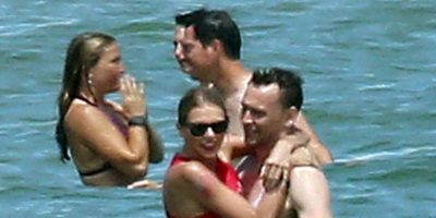Así es como Tom Hiddleston grita su amor por Taylor Swift