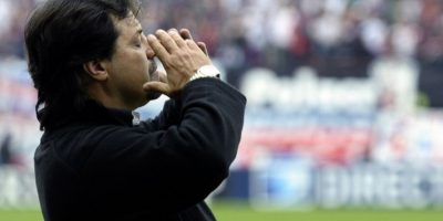 Caruso Lombardi fue tendencia tras la renuncia de Martino