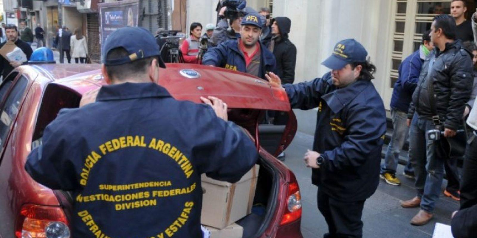 La AFA está siendo investigada por los fondos que recibió por Fútbol para Todos Foto:AFP