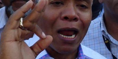 """Tras proclamar que """"había que matarlo"""", Francisco Fernández  renococe su derrota en SDN"""