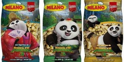 Diversión para los niños con Pastas Milano